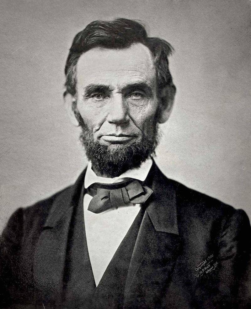 Importanza del gesto - Abramo Lincoln