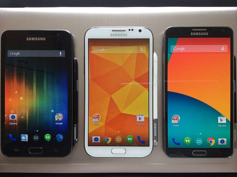 Importanza del gesto - smartphone