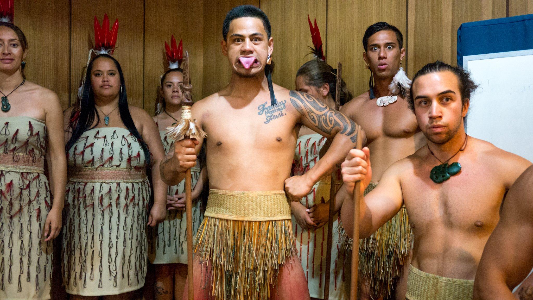Gruppo Maori