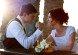 Marito e moglie braccio di ferro